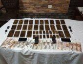 سقوط 8 متهمين بحوزتهم مخدرات بقصد الاتجار فى الإسماعيلية