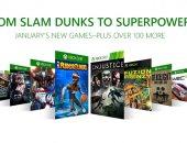 مايكروسوفت تطرح 10 العاب جديدة لخدمة Xbox Game Pass يناير المقبل