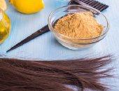 وصفات طبيعية لعلاج مشاكل الشعر الجاف.. ووفرى فلوس الإكستنشن