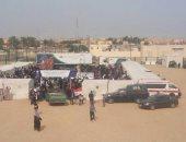 فتح أبواب المستشفى الميدانى بشمال سيناء لليوم الثالث لاستقبال المرضى مجانا