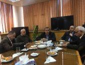 فيديو وصور .. وزير القوى العاملة: يجب تطبيق معايير السلامة والصحة المهنية
