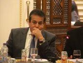 وزير التعليم العالى: انتهاء 95% من قانون الجامعات الأجنبية بالعاصمة الإدارية