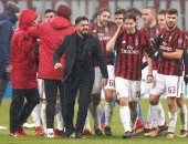 ميلان يتحدى إنتر بربع نهائى كأس إيطاليا فى أول ديربى مع جاتوزو