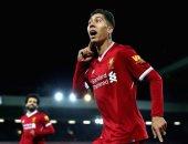 فيرمينو البديل يسجل هدف ليفربول الثالث أمام سان جيرمان