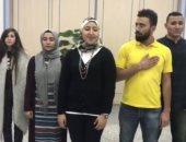 فريق شبابي مصري يعيد غناء الأغنيات الفلكلورية بطريقة كلاسيكية مبهرة