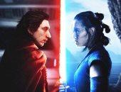 مليار و264 مليون دولار أمريكى إيرادات فيلم  Star Wars: The Last Jedi
