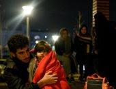التليفزيون الإيرانى: إصابة 21 شخصا فى زلزال بقوة 5.1 بمقياس ريختر