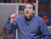 """فيديو.. عمرو خالد ببرنامج """"بالحرف الواحد"""": هكذا ردت سورة النور على ظاهرة الإلحاد"""