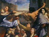 """صور.. مذبحة الأبرياء قصة يعرفها إنجيل """"متى"""" والتشكيليون فقط"""