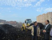 نقل 3ألاف و600 طن القمامة يومياً لإقامة اسكان اجتماعى بكفر الشيخ