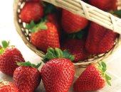 تناول حفنة من الفراولة فى اليوم يقلل من هذه المشكلات الصحية