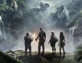 666 مليون دولار أمريكى إيرادات فيلم Jumanji: Welcome to the Jungle