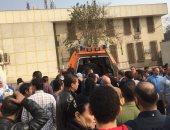 إصابة طالب بشظية نتيجة تبادل إطلاق النار بين عائلتين بدار السلام سوهاج