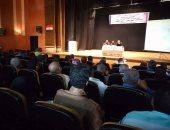 صور.. الحملة القومية للتوعية بأهمية الأمن القومى المصرى العربى بقصر ثقافة أسوان