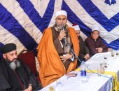 وكيل مديرية الأوقاف بالجيزة يفتتح مسجد الشيخة خضراء المالكى بالعياط