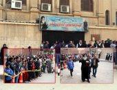 """نيابة حلوان تنهى تحقيقات حادث كنيسة مارمينا.. وترسلها لـ""""أمن الدولة"""""""