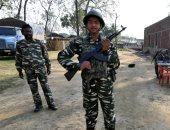 مصرع وإصابة 4 أشخاص إثر انفجار قنبلة يدوية شمال غربى الهند