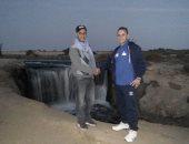 المدير الإقليمى ببرنامج الأمم المتحدة للبيئة يدعو للسياحة البيئية فى مصر