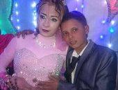 صور..خطوبة أصغر عروسين بالفيوم.. العريس 12 عاما والعروس تكبره بـ4 سنوات
