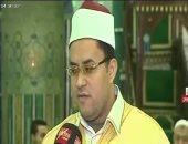 وزير الأوقاف يكرم إمام مسجد الدسوقى بحلوان لموقفه فى أحداث كنيسة مارمينا