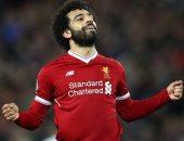 محمد صلاح ضمن أفضل 11 أفريقيا فى تاريخ ليفربول