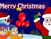"""الأطفال يشاركون """"فارولاند"""" بأغانى الكريسماس"""