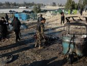 مقتل انتحارى واعتقال 4 من رفاقه فى مدينة جلال أباد الأفغانية