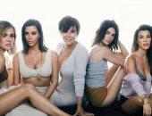 كيم كاردشيان تعود فى الحلقة الـ14 من برنامج الواقع The Kardashians