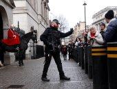 الشرطة البريطانية: لا نتعامل مع حادث لندن على أنه هجوم إرهابى