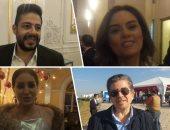 فيديو .. نجوم الفن يهنئون المصريين بالعام الجديد
