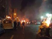 ألمانيا: المحتجون فى إيران يستحقون الاحترام