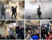 إيران تعلن اعتقال 200 متظاهر خلال احتجاجات طهران