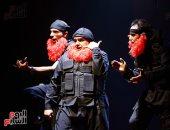 """مسرحية """" سلم نفسك """" تعرض فى اليوم الأول بالمهرجان القومى للمسرح المصرى"""