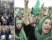 مذيعة فى قناة إيرانية تدعو لاحتجاجات بعد إفراج أمريكا عنها