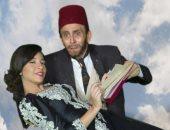 """الخميس.. عرض مسرحية """"غزل البنات"""" للنجم محمد صبحى على الفضائيات"""