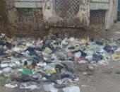 شكوى من انتشار القمامة بشوارع الزقازيق فى الشرقية