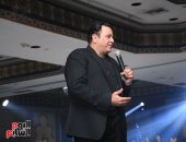 محمد فؤاد يشعل حفل رأس السنة بالزمالك