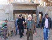 صور.. محافظ جنوب سيناء يتابع سير العمل بالمشروعات الجديدة بشرم الشيخ