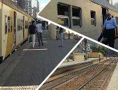 السكة الحديد: انتهاء تطوير محطة سيدى جابر بتكلفة 225 مليون جنيه فى ديسمبر