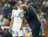 ريال مدريد يلغى فكرة ضم هازارد ويطرح الثقة فى أسينسيو