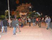 فى احتفالات العام الجديد: المصريون يكتبون نصهم المضيء بنور القلوب
