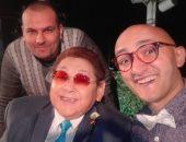 الفنان أحمد فرحات ببرنامج سيلفى مع هيما على شاشة نايل كوميدى الخميس