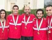 الجريدة الرسمية تنشر أسماء الرياضيين المكرمين من الرئيس السيسي