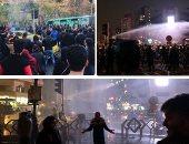الشرطة الايرانية تعتقل مواطن أوروبى خلال الاحتجاجات