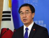 كوريا الجنوبية تتراجع وتؤكد لن ننظر رفع العقوبات المفروضة على بيونج يانج