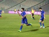 أيمن أشرف يسجل أولى أهدافه مع الأهلى والأول فى 2018