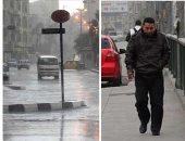"""""""الأرصاد"""": انخفاض درجات الحرارة ورياح مثيرة للأتربة.. والصغرى بالقاهرة 8"""
