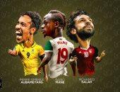 جماهير ليفربول ترشح محمد صلاح للفوز بجائزة أفضل لاعب فى أفريقيا