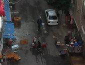 قارئ يطالب بغلق المقاهى المخالفة فى شارع الأندلس بالإسكندرية المزعجة للسكان