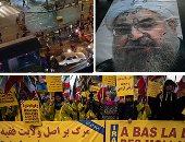 س و ج.. ما هى أبرز الأحداث الكبرى التى مرت بها إيران منذ الثورة الإسلامية؟
